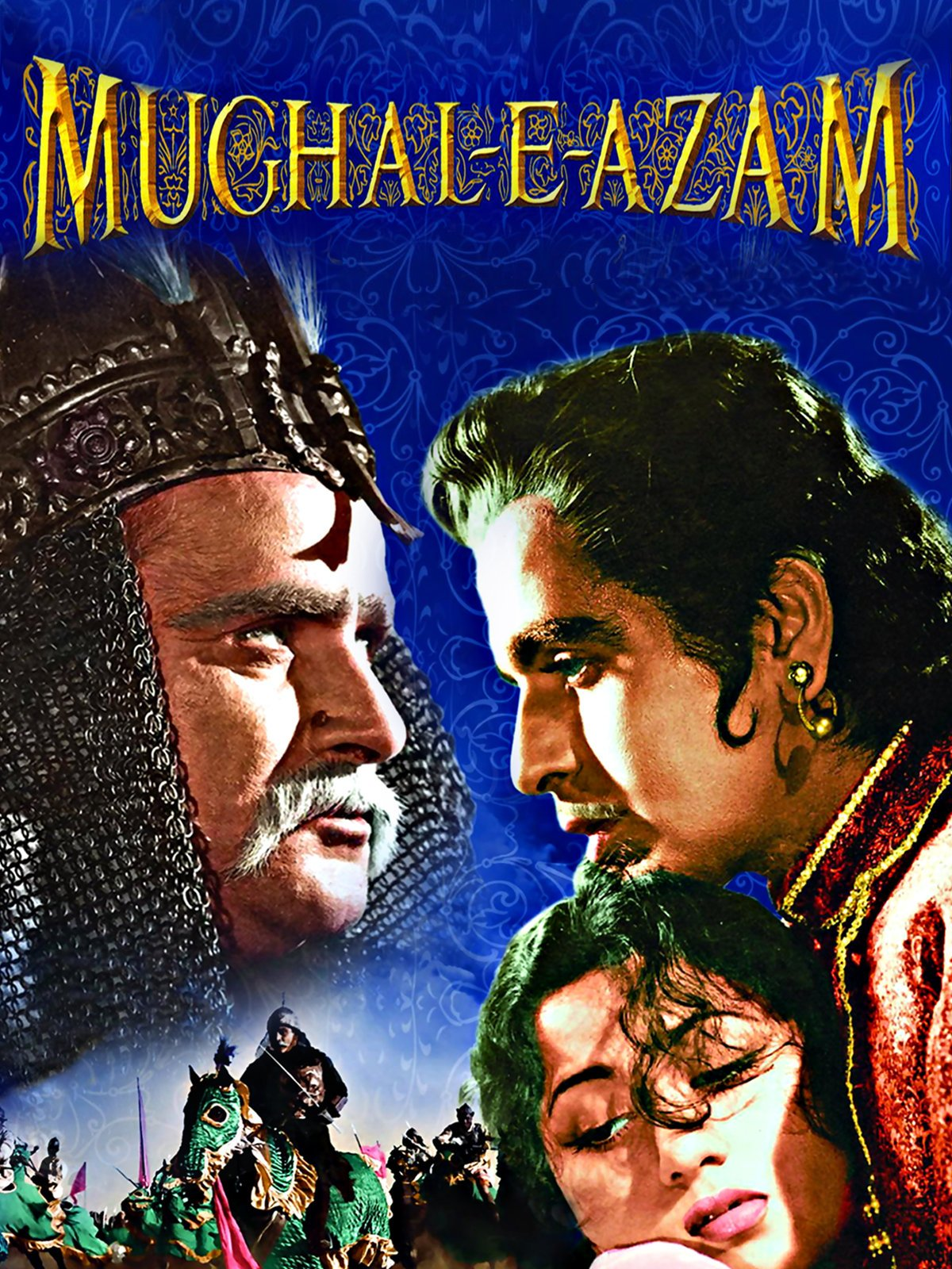Mughal-e-Azam is one of the best old Bollywood movies