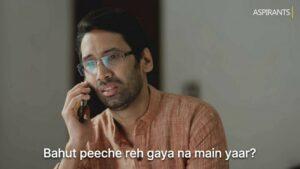 Bhaut peeche reh gaya is indian meme template used by public