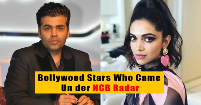 bollywood stars who were arrested by ncb for abuse