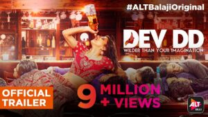 Dev DD is one of the hot desi web series currently in India.