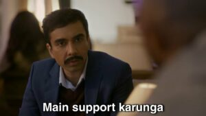 mein support karunga is meme templates indian that went viral