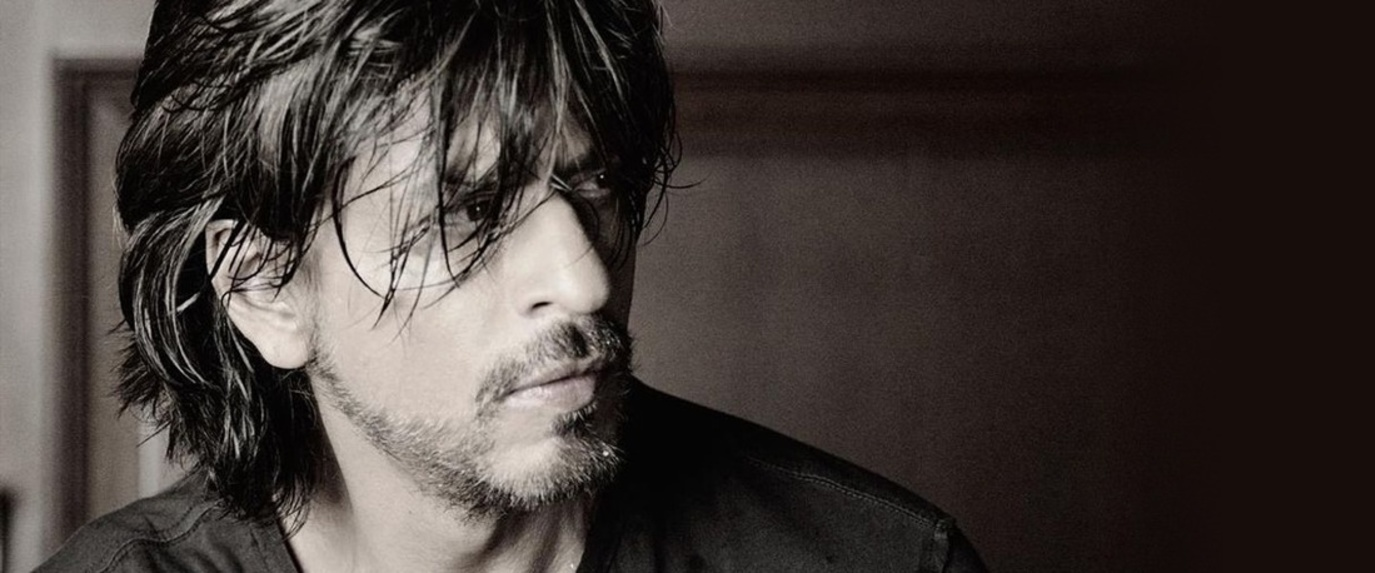 shahrukh khan messy hairstyle for long hairs