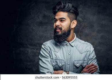 studio-portrait-stylish-bearded-indian-260nw-563095555