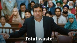 Total waste from omg is one of the most used meme templates hindi